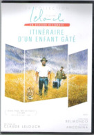 DVD Claude LELOUCH : Itinéraire D'un Enfant Gâté - Avec Belmondo Et Anconina - Comedy