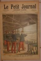 Le Petit Journal. 25 Juin 1892. Le Concours De Tir De Satory. Le Grand-Duc Constantin De Russie à Domrémy. - Boeken, Tijdschriften, Stripverhalen