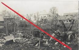 Quéant Carte  Allemande 1917 - France