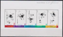 Deutschland 2003 Mi-Nr.2349 -2363 Block 63 ** Postfr.Vater U. Sohn Geschichten( A1503 )günstige Versandkosten - BRD
