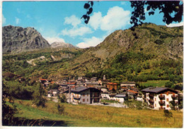Acceglio (Cn). Panorama. VG. - Cuneo