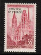 FRANCE  Scott # 1-O-1** VF MINT NH (Stamp Scan # 550) - Service