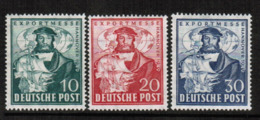 GERMANY  Scott # 662-4** VF MINT NH (Stamp Scan # 550) - [7] Federal Republic
