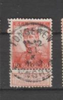 COB 111 Oblitération Centrale TONGRES - TONGEREN - 1912 Pellens
