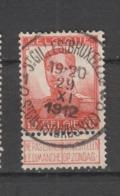 COB 111 Oblitération Centrale ST-GILLES ( Bruxelles) 1D - 1912 Pellens