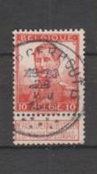 COB 111 Oblitération Centrale BORGERHOUT C - 1912 Pellens