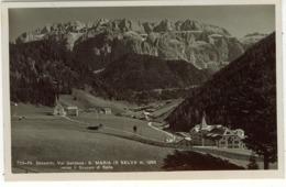 BOLZANO VAL GARDENA S. MARIA IN SELVA - Bolzano (Bozen)