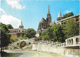 BUDAPEST - Fishers Bastion And Matthias Church - Hongarije