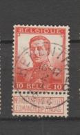 COB 111 Oblitération Centrale HERENTHALS - 1912 Pellens