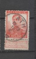 COB 111 Oblitération Centrale ATH - 1912 Pellens