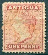 Antigua - 1873/1876 - Yt 4 - Victoria - Oblitéré - Antigua & Barbuda (...-1981)