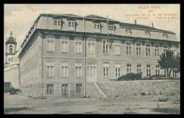 VILA REAL - Collegio De N. S. Do Rosario( Ed. Pap. Typ. Paulo Guedes & Saraiva Nº 20) Carte Postale - Vila Real