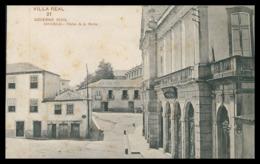 VILA REAL - Governo Civil ( Ed. Pap. Typ. Paulo Guedes & Saraiva Nº 21) Carte Postale - Vila Real