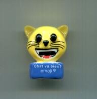 Feve A L Unite Emoji C Est Chat N5  1.3p5b5 - Animaux
