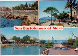 S.Bartolomeo Al Mare (Im). Multivisione. VG. - Imperia