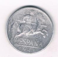 10 CENTIMOS 1941 SPANJE /8576/ - 10 Centimos