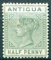 Antigua - 1882 - Yt 12 - Victoria - * Charnière - Antigua & Barbuda (...-1981)
