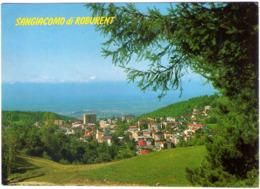 S.Giacomo Di Roburent (Cn). Panorama. VG. - Cuneo
