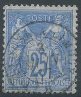 Lot N°51461  N°78, Oblit Cachet à Date Des Ambulants TOULOUSE à LIMOGES - 1876-1898 Sage (Type II)