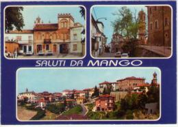 Saluti Da Mango (Cn). Multivisione. VG. - Cuneo