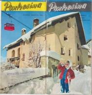 CPAF 108 - PONTRESINA SUISSE - DEPLIANT TOURISTIQUE - Dépliants Touristiques