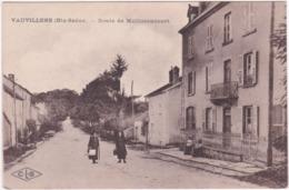 70. VAUVILLERS. Route De Mailleroncourt - Autres Communes