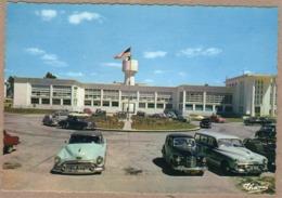36 / Lot De 2 Cartes : Base Aérienne De DÉOLS - CHÂTEAUROUX (années 50-60) - Non Classificati