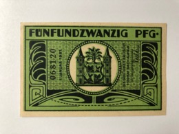 Allemagne Notgeld Jlmenau 25 Pfennig - [ 3] 1918-1933: Weimarrepubliek