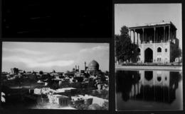 IRAN,  PERSIA   ISFAHAN  MOSQUE  2 POSTCARD - Iran