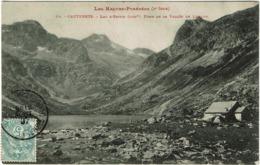 CPA Cauterets 65. Le Lac D'Estom, Fond De La Vallée De Lutour - Cauterets