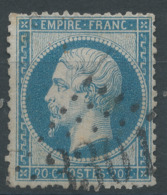 Lot N°51468  N°22, Oblit GC 3301 Sarlat, Dordogne (23), Ind 3 - 1862 Napoleon III