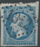 Lot N°51469  N°22, Oblit GC 1312 Dol-de-Bretagne, Ille-et-Vilaine (34), Ind 3 - 1862 Napoleon III