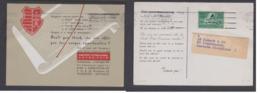 BUDAPEST AUTUM MESSE FAIR HUNGARY UNGARN HONGRIE HUNGRÍA 1949 - Universal Expositions