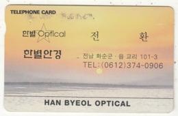 SOUTH KOREA - Han Byeol Optical(W2000), CN : MC99M01007, Used - Corée Du Sud