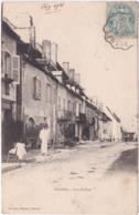 70. PESMES. Grande Rue - Pesmes