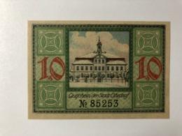 Allemagne Notgeld Ohrdruf 10 Pfennig - [ 3] 1918-1933: Weimarrepubliek