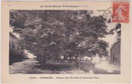 70. PESMES. Place Des Ecoles Et Grande Rue. 2362 - Pesmes