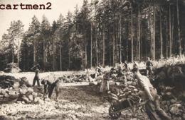 SAINT-MARTIN-D'URIAGE CHANTIERS DE JEUNESSE GROUPEMENT N°12 ROUTE DE BOULAC Camp Scoutisme Petain Patriotisme - Scoutismo