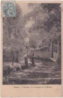 70. PESMES. L'Escalier Et La Chapelle De La Roche - Pesmes