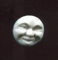 Feve Ancienne A L Unite Lune N3  0.5p24b8 - Oude