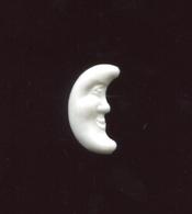 Feve Plastique A L Unite Lune N4  0.8p52f9 - Anciennes