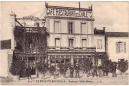 LA PALLICE-ROCHELLE - Boulevard Emile-Delmas - Restaurant Des Chalets - Francia