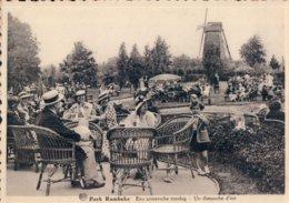 Park Rumbeke Een Zomersche Zondag ( Molen Moulin ) - Roeselare