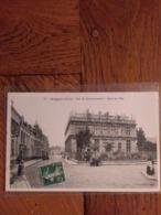 BERGUES RUE DU GOUVERNEMENT HOTEL DE VILLE - Bergues
