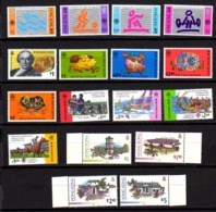 Hong-Kong 1994, Jeux Du Commonwealth, Année Du Cochon, Sports,   749 / 753 - 758 / 769**, Cote  22,25 €, Prix 9€ - Nuevos