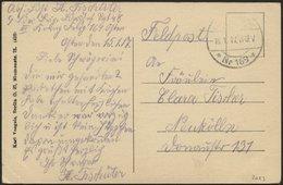 LETTLAND 2013 BRIEF, K.D. FELDPOSTSTATION NR. 169 **, 16.1.17, Auf Ansichtskarte (Russisches Haus Und Seine Bewohner) Na - Lettland