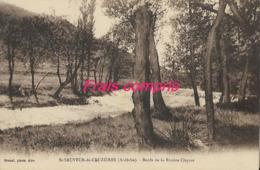 07 - St-Sauveur-de-Cruzières - Bords De La Rivière Claysse - Autres Communes