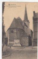 BOUFFIOULX / CHATELET / L EGLISE ET LE MONUMENT 1928 - Châtelet