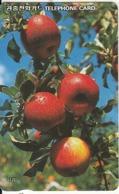 SOUTH KOREA - Apples(reverse Letter K, W5000), 10/95, Used - Corée Du Sud