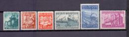 761/766 UITVOER  POSTFRIS** 1948 - Unused Stamps
